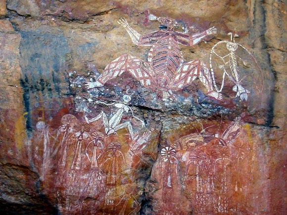 Oz Rock Art