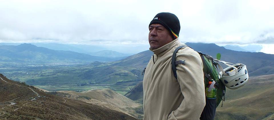 Rodrigo Hidalgo in Ecuador